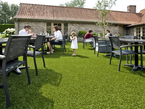 Plymouth's leading stockist of artificial grass.