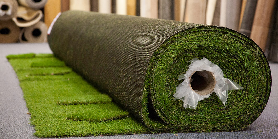 We stock artificial grass